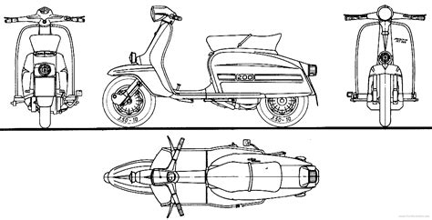 free blueprint motorcycle bike blueprints for 3d modeling cgfrog