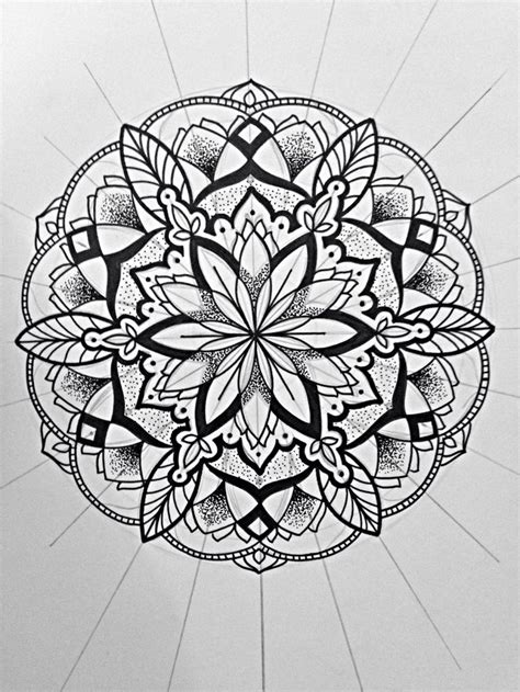 tattoo mandala desenho pinterest the world s catalog of ideas