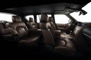 Infinity Qx80 2015 Infiniti Qx80 Limited Interior Side View Photo 15