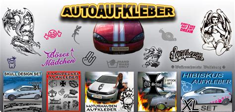 Tuning Aufkleber Auto Shop by Wandtattoos Wandaufkleber Wandsticker Autoaufkleber