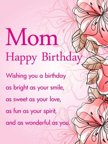 Happy Birthday Mummy Quotes 25 Best Ideas About Happy Birthday Mom On Pinterest