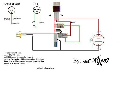 laser diodes schematic led driver schematic diagram led free engine image for user manual