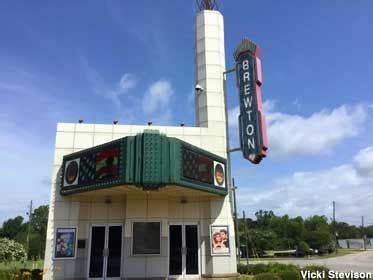 brewton al  theater   theater