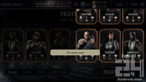 tutorial android mk review mortal kombat x apk data action android