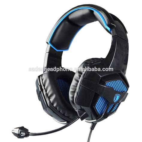Headset Pc Murah jual headset gaming sades bpower sa739 sa 739 y cable
