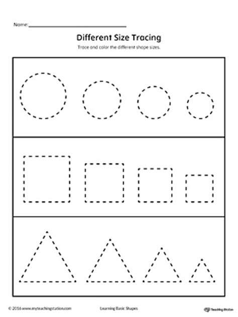 triangle pattern to trace learning basic shapes color trace and connect