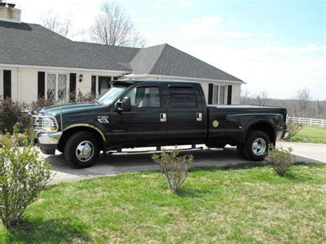 sell    crew cab dually  diesel