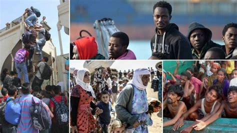 imagenes de migraciones temporales 7 gr 225 ficos para conocer los puntos calientes de la