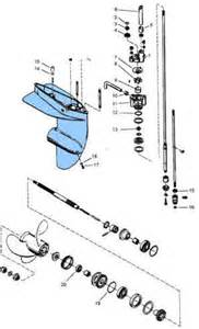 mercury outboard parts drawing 3 9 4 4 5 6 7 5 amp 9 8 hp