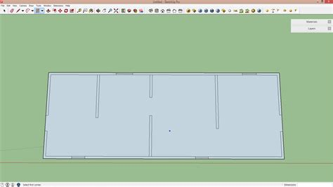 tutorial sketchup import dwg how to create a quick sectional architecture drawing in