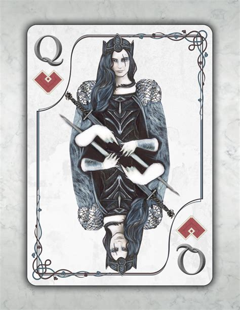 Bicycle Grimoire Cards cards for conquerors bicycle 174 viking cards by king kickstarter