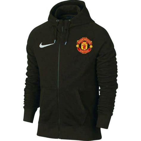 Hoodies Zipper Manchester United Merah Chevrolet mens zip manchester united hoodie