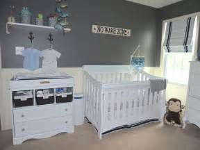 Navy Nursery Decor Gray Navy Nautical Nursery Project Nursery
