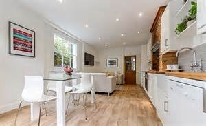 Open Concept Living Room Dining Room Kitchen london rental company capital living charges 163 1 000 a