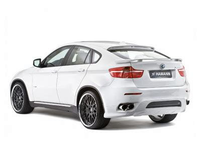 a world of cars: bmw x6 hamann pictures
