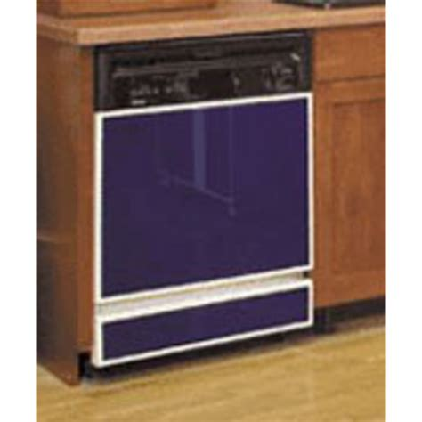 designer color dishwasher panel kits by stainless craft