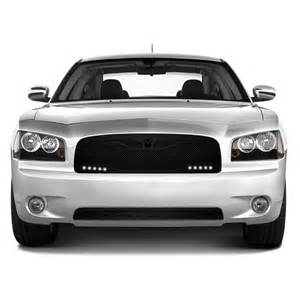 Dodge Charger Grill Dj Grilles 174 Dodge Charger 2010 Macaro Black Mesh Grille
