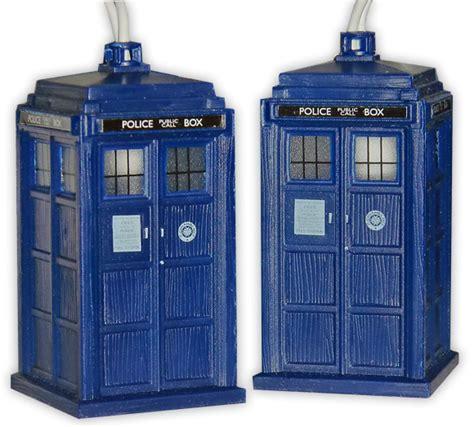 Rewind Doctor Who Tardis String Lights Merchandise Tardis String Lights