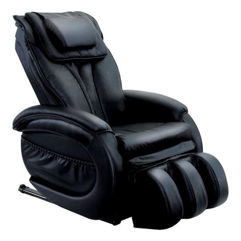 Massaging Recliner Chair by Infinite Therapeutics Infinity It 9800 Leather Zero