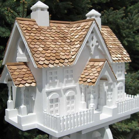 Decorative Bird Houses by Decorative Wrension Bird House Yard Envy