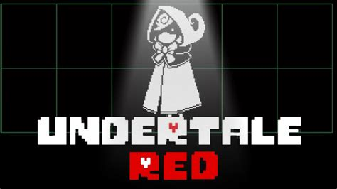 undertale fan made games undertale red fan made undertale game youtube