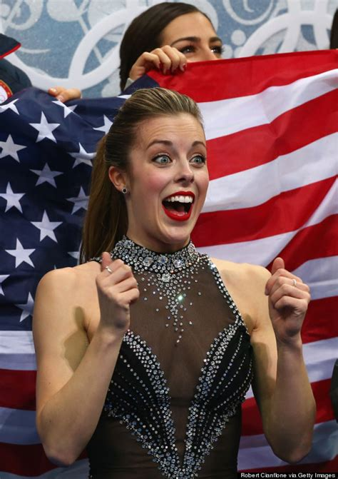 Ashley Wagner Memes - ashley wagner was not impressed with figure skating judges
