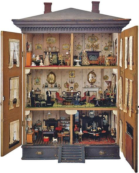 dolls house vintage 28 best antique doll houses images on pinterest doll houses dollhouses and miniature houses