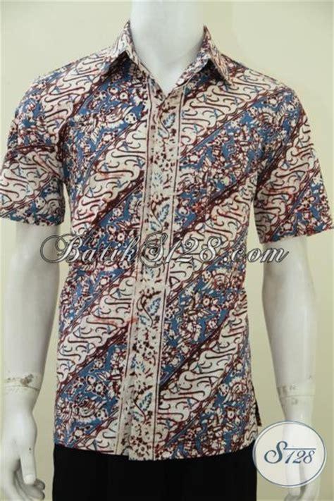 desain baju batik gaul jual kemeja batik parang modern dengan desain motif masa