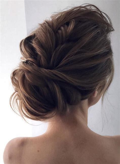 12 so pretty updo wedding hairstyles from tonyapushkareva emmalovesweddings