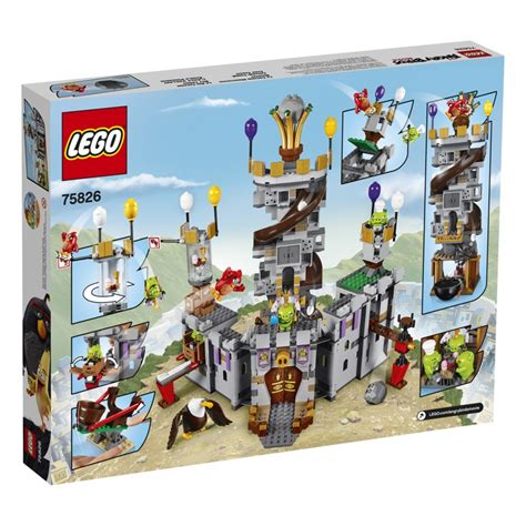 Lego Birds Set lego angry birds sets 75826 king pig s castle new
