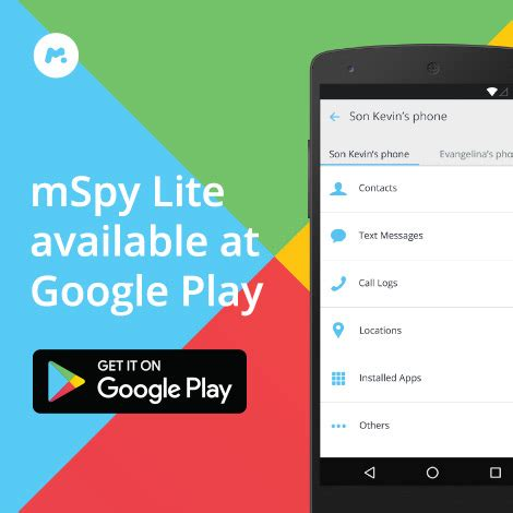 mspy android mspy is now available from play
