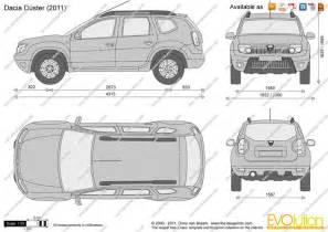 Length Of Renault Duster Dimensions Renault Duster 2010 Sandero Stepway Johnywheels