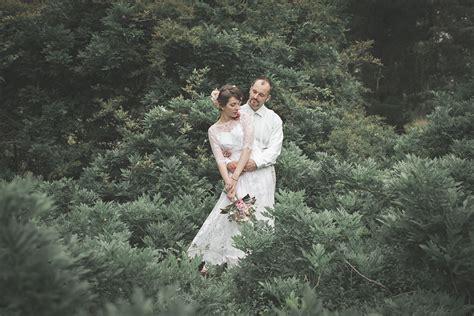 backyard wedding cast pretty pastel artist s garden wedding 183 rock n roll bride