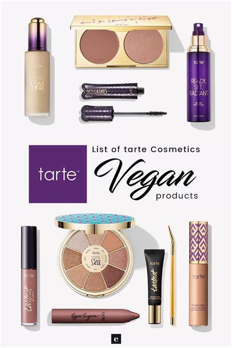 Makeup Tarte tarte cosmetics vegan makeup mugeek vidalondon