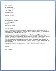 Sales Manager Cover Letter Exles by Stay At Home Cover Letter Quotes