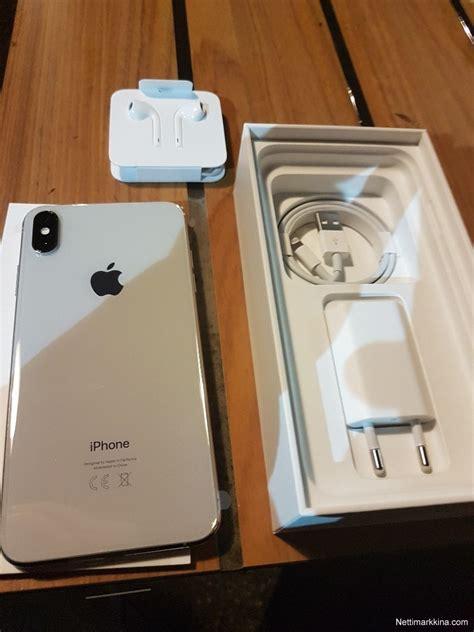 sale iphone xs max silver gb helsinki uusimaa