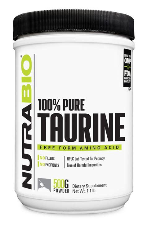 taurine vs creatine taurine turns out to be terrific for tenacity new meta