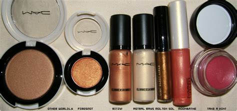 Mac Moonbathe Product by Mac Cosmetics Moonbathe Collection Review And Swatches