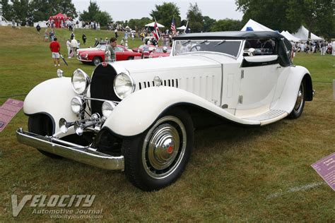 1931 bugatti royale type 41 cabrolet information