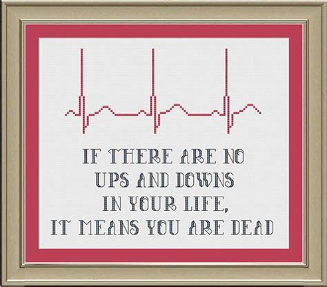 Pattern Of Living Meaning | 17 best cross stitch quotes on pinterest cross stitch