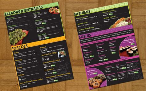 restaurant menu layout inspiration image gallery japanese restaurant menu design