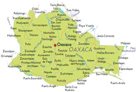 map of mexico oaxaca this is a map of oaxaca oaxaca is province located in