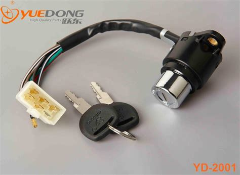 Spare Part Yamaha One yuedong 6 wire ignition switch cbt125 motorcycle spare