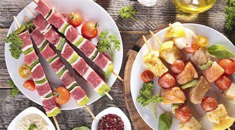 come cucinare gli spiedini spiedini ricette e consigli le ricette de la cucina