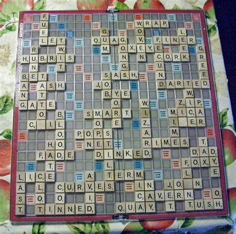 scrabble guidelines scrabble