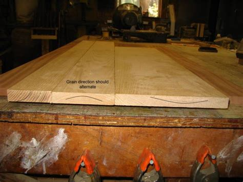 custom furniture  fabrication   glue  solid