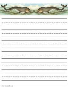 ocean writing paper pics photos kids writing paper puzzle sea animals school literacy minute ocean writing paper freebie