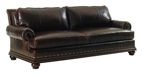 leather sofa - On Leather Sofa