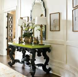 Mirror And Table For Foyer Bloombety Foyer Table With Mirror Walls Ideas Foyer Table Ideas