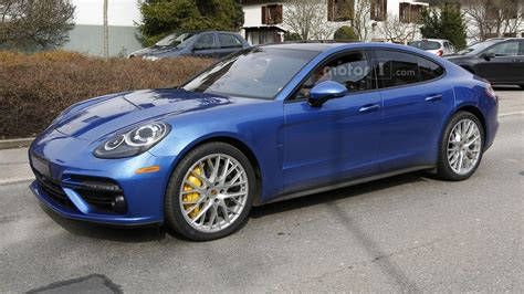 could a two door panamera be coming from porsche